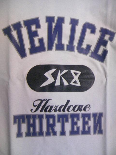 Venice 13 Colledge T 1-2z