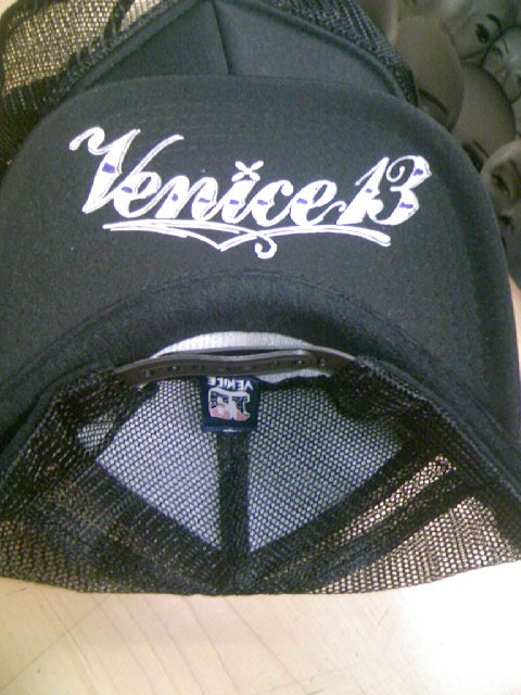 Venice 13 メッシュキャップ 6z