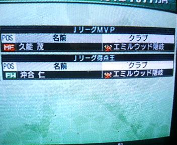 27年目MVP&得点王