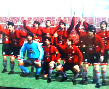 Lカップ優勝(5年目)1