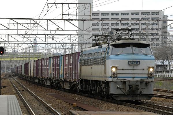 続5088レ  EF66-3