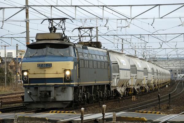 5767レ  EF66-25