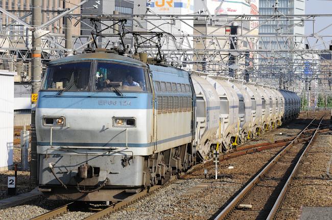 5767レ EF66-124