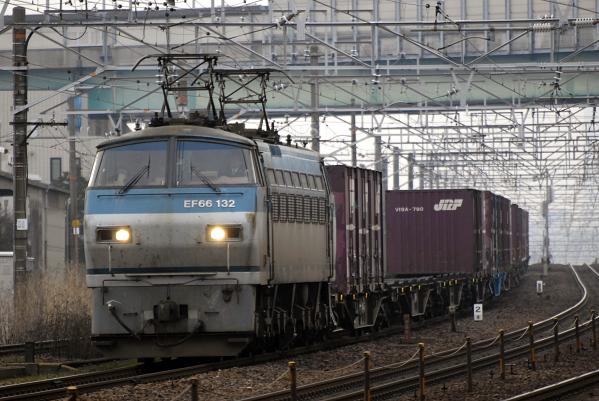 1353レ  EF66-132