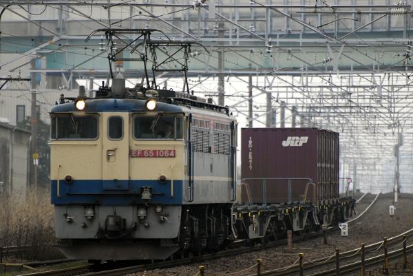 1151レ  EF65-1064号機