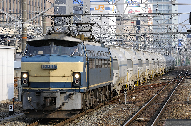 1057レ  EF210-102