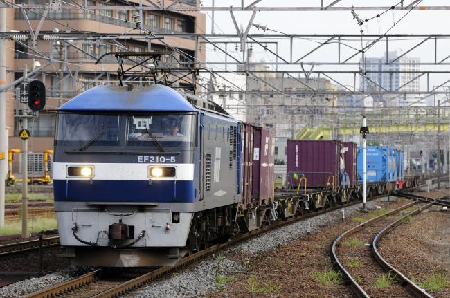 950レ EF210-5