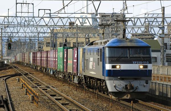 1056レ  EF210-110