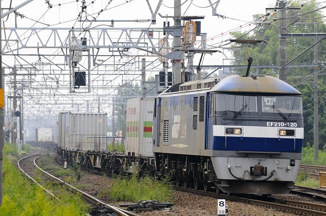 1071レ EF210-120号機