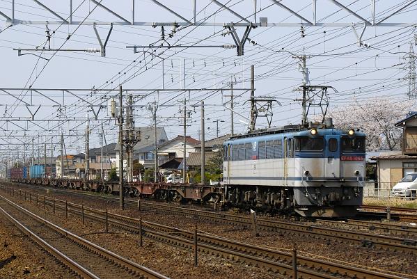 1552レ  EF65-1065