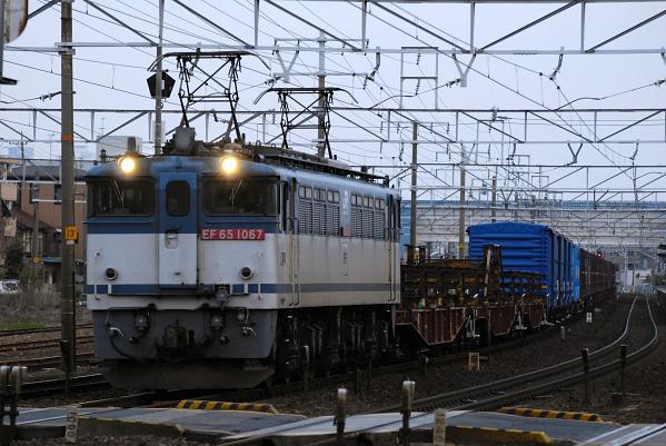 951レ EF65-1067