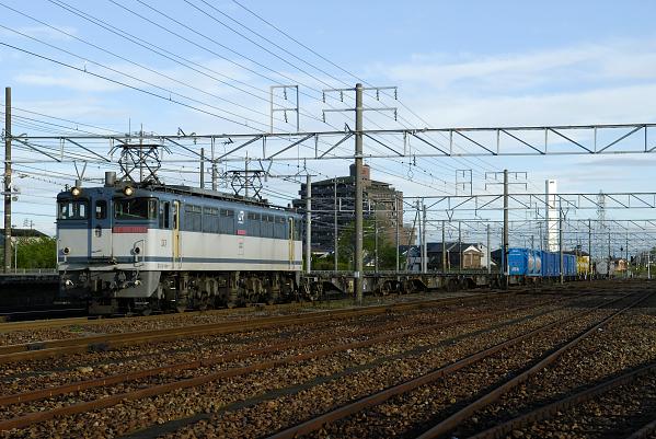 1554レ  EF65-1092
