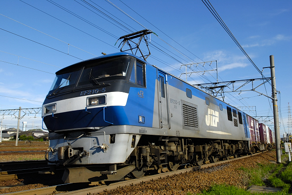 5052レ  EF210-5