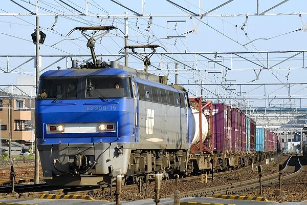 8057レ  EF200-15