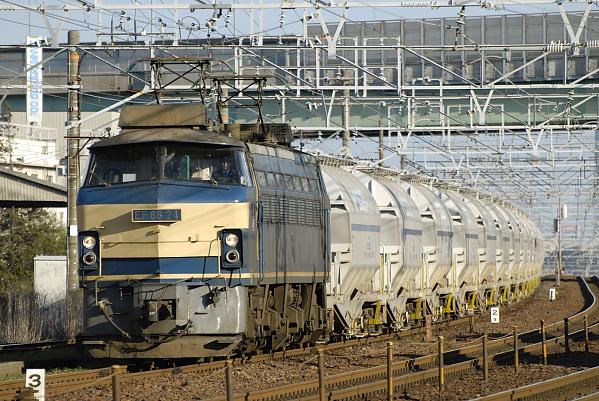 5767レ  EF66-24
