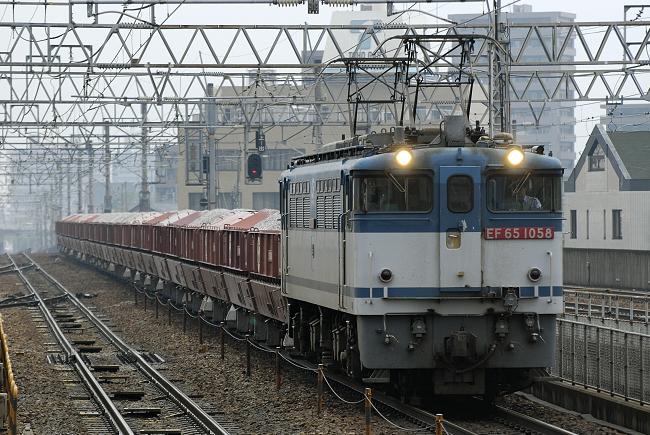 5780レ EF65-1058