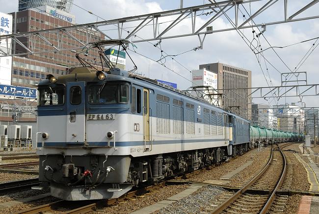 3086レ EF64-63
