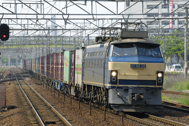 5088レ  EF66-26