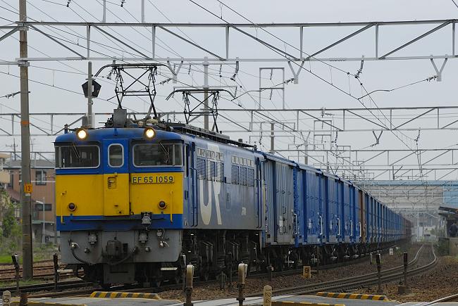 670レ EF65-1059