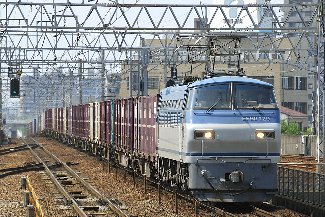 5088レ EF66-129