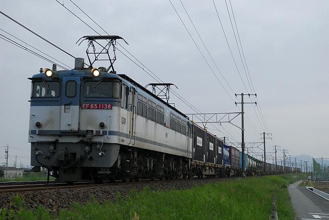 4084レ EF65-1138