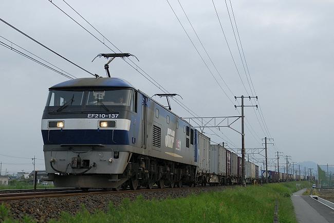 5060レ EF210-137