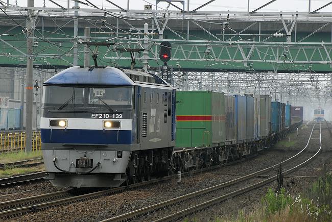 1071レ EF210-132