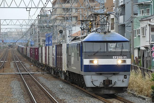 5070レ EF210-11