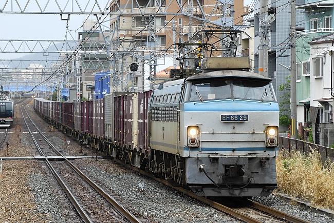 1070レ EF66-29