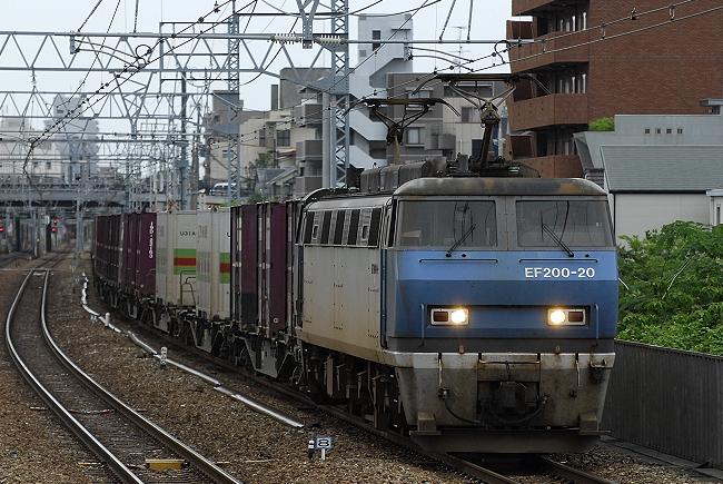 1055レ EF200-20