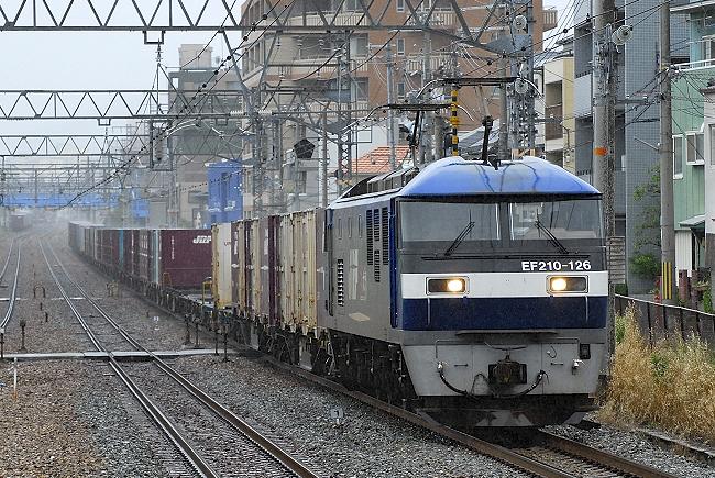 1076レ EF210-126