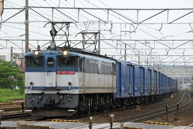 670レ EF65-1096
