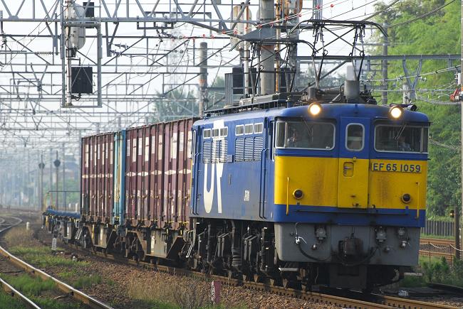 1151レ EF65-1059