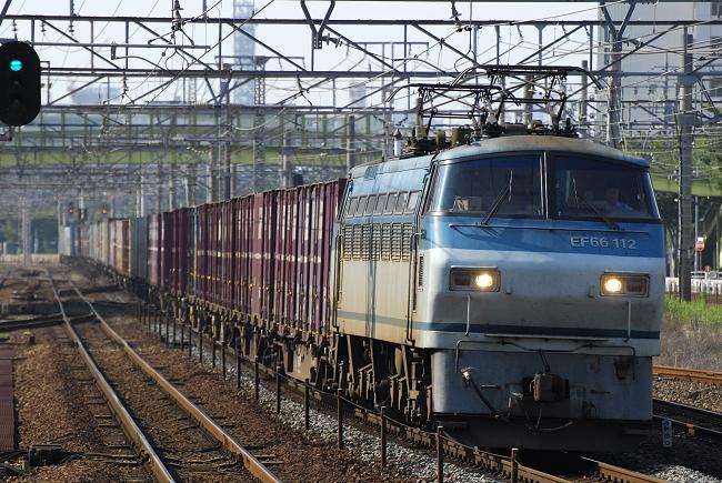 1078レ EF66-112
