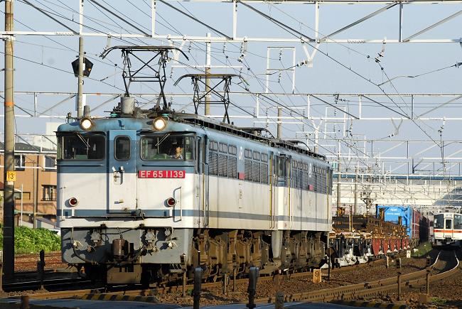 951レ EF65-1139+1088(ムド)