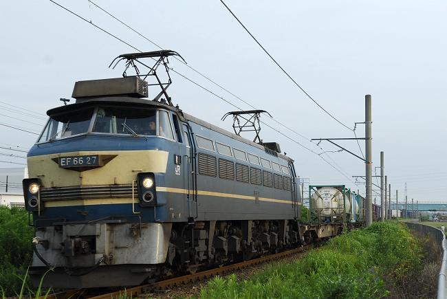 4082レ EF66-27