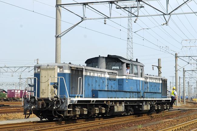 82レ充当機 DD51-875