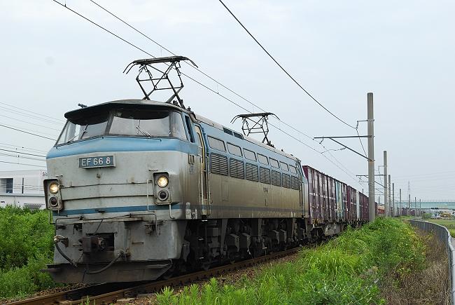 1062レ EF66-8