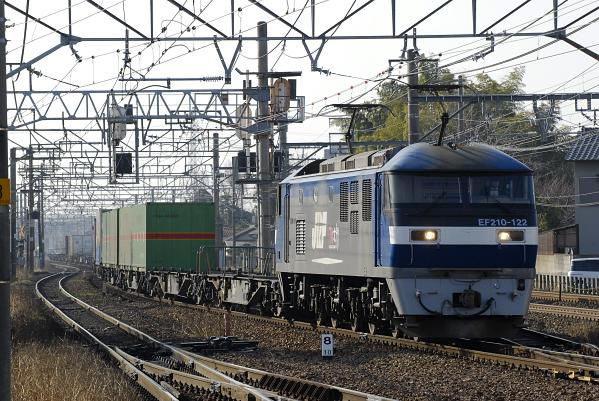 1071レ  EF210-122