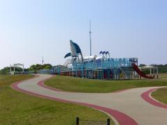 海の中道海浜公園~スカイドルフィン