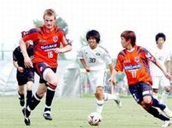 07 Jul 08 - Klemen Lavric with Hayato Hashimoto