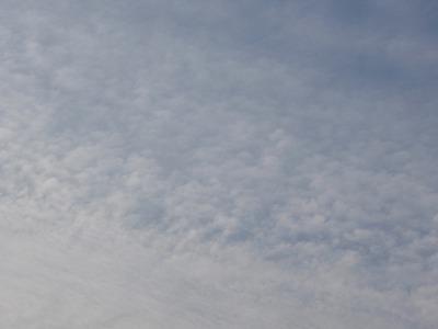 うにょうにょ雲