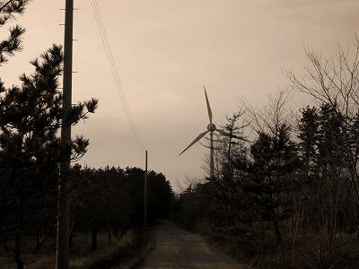 しょぼい風力発電