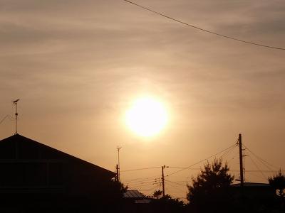 20080602夕空2