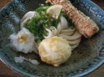 ちくわ天をしょうゆひや@宇野製麺所