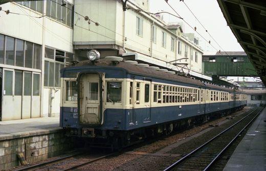 1974年飯田線345-2