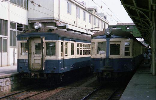 クモハ42とクモハ52002-2