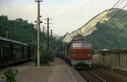 1976福知山線・別府鉄道646-1