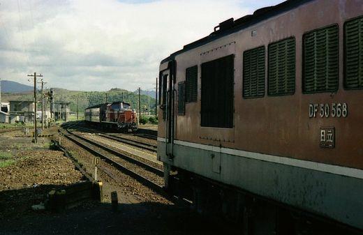 1976福知山線・別府鉄道647-1
