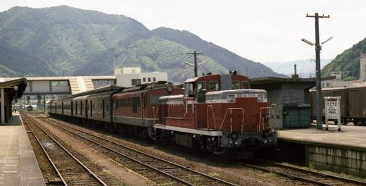 1976福知山線・別府鉄道650-1